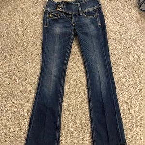 Cherock Diesel Jeans Bootcut New with Tags